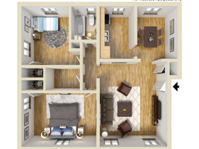 Riverpoint Apartments | Norfolk, VA | Welcome Home